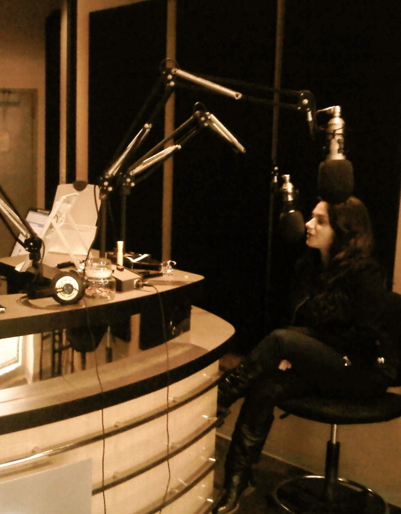 Director Elizabeth Lawrence and Star Chris Sand chat about Roll Out, Cowboy on the radio!